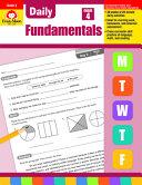 Daily Fundamentals, Grade 4