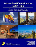 Arizona Real Estate License Exam Prep  All in One Review and Testing to Pass Arizona s Pearson Vue Real Estate Exam PDF