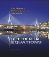 Differential Equations: Edition 4