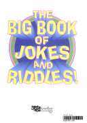 The Big Book of Jokes and Riddles   Book