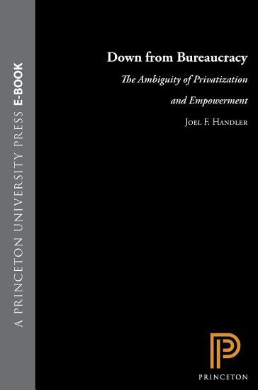 Down from Bureaucracy PDF