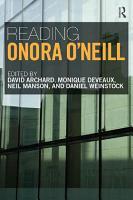 Reading Onora O   Neill PDF