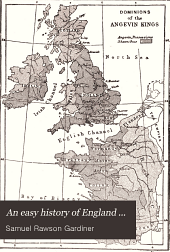 An easy history of England ...