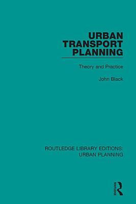 Urban Transport Planning