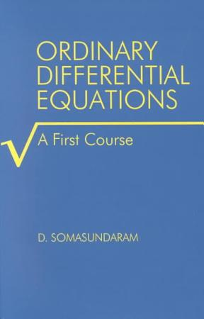 Ordinary Differential Equations PDF