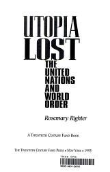 Utopia Lost PDF