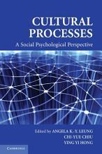 Cultural Processes PDF