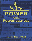 Power and Powerlessness PDF