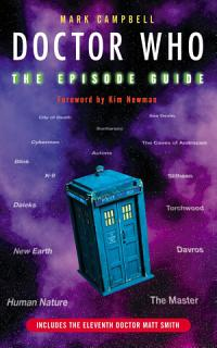 Doctor Who The Episode Guide Book