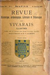 Revue du Vivarais