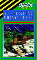 CliffsQuickReview Accounting Principles I