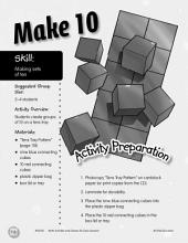Making Sets of Ten--Make 10 Activity