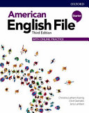 American English File  Starter  Students Book Pack PDF