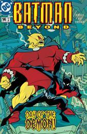 Batman Beyond (1999-) #14