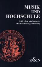 Musik und Hochschule PDF
