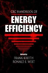 CRC Handbook of Energy Efficiency PDF