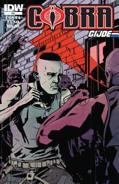 G.I. Joe: Cobra Ongoing V.2 #19