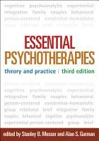 Essential Psychotherapies  Third Edition PDF