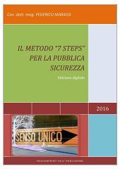 """Il metodo """"7 Steps"""" per la pubblica sicurezza"""