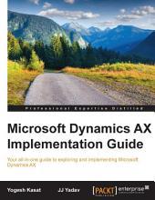 Microsoft Dynamics AX Implementation Guide PDF