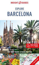 Insight Guides Explore Barcelona  Travel Guide with Free EBook