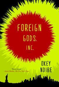 Foreign Gods  Inc  Book