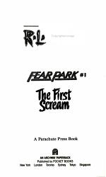 The First Scream