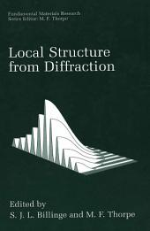 Local Structure from Diffraction