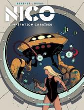 Nico - tome 2 – Opération Caraïbes