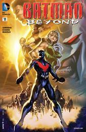 Batman Beyond (2015-) #11