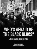 Who s Afraid of the Black Blocs  PDF