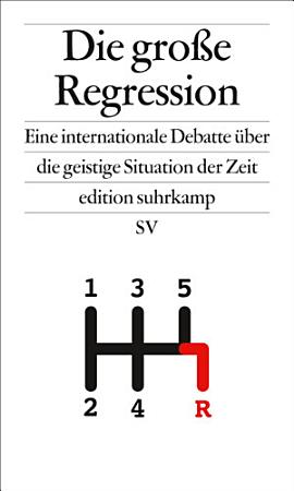 Die gro  e Regression PDF