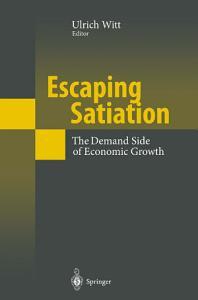 Escaping Satiation Book