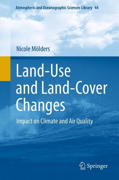 Land-Use and Land-Cover Changes