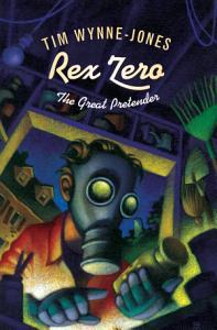 Rex Zero  the Great Pretender Book