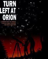 Turn Left at Orion PDF