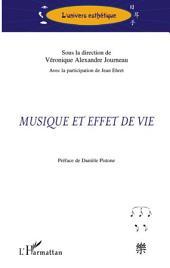 Musique et effet de vie
