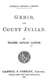 Gebir: And, Count Julian