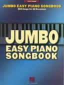 Jumbo Easy Piano Songbook