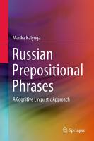 Russian Prepositional Phrases PDF