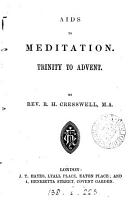 Aids to meditation PDF
