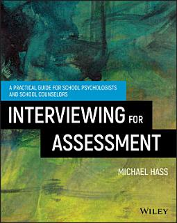 Interviewing For Assessment Book