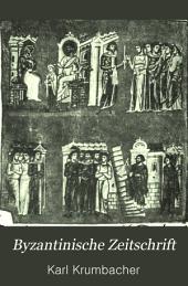 Byzantinische Zeitschrift: Band 4