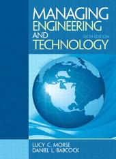 Managing Engineering and Technology: Edition 6