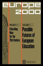 Possible Futures of European Education: Numerical and System's Forecasts