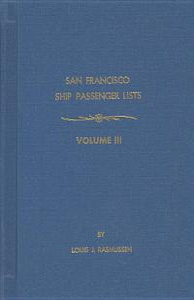 San Francisco Ship Passenger Lists PDF