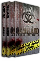 Deep Into the Game + Failsafe (GAMELAND Books 1+2): S.W. Tanpepper's GAMELAND