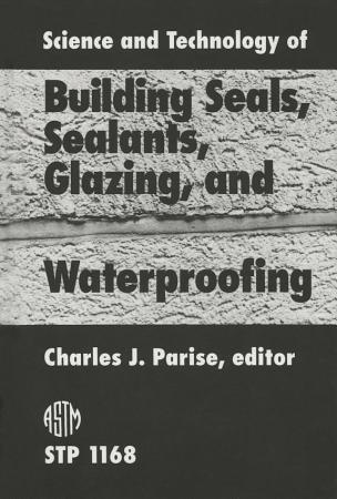 Science and Technology of Building Seals  Sealants  Glazing  and Waterproofing PDF