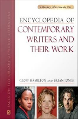 Encyclopedia of Contemporary Writers and Their Works PDF