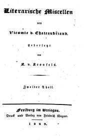 Sämmtliche Werke: Literarische Miscellen, Theil 2, Band 44